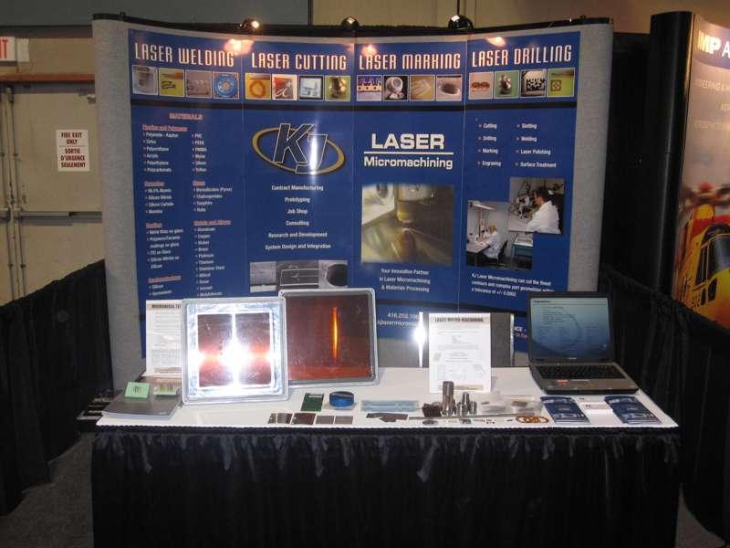 KJ Laser Micro Fabrication