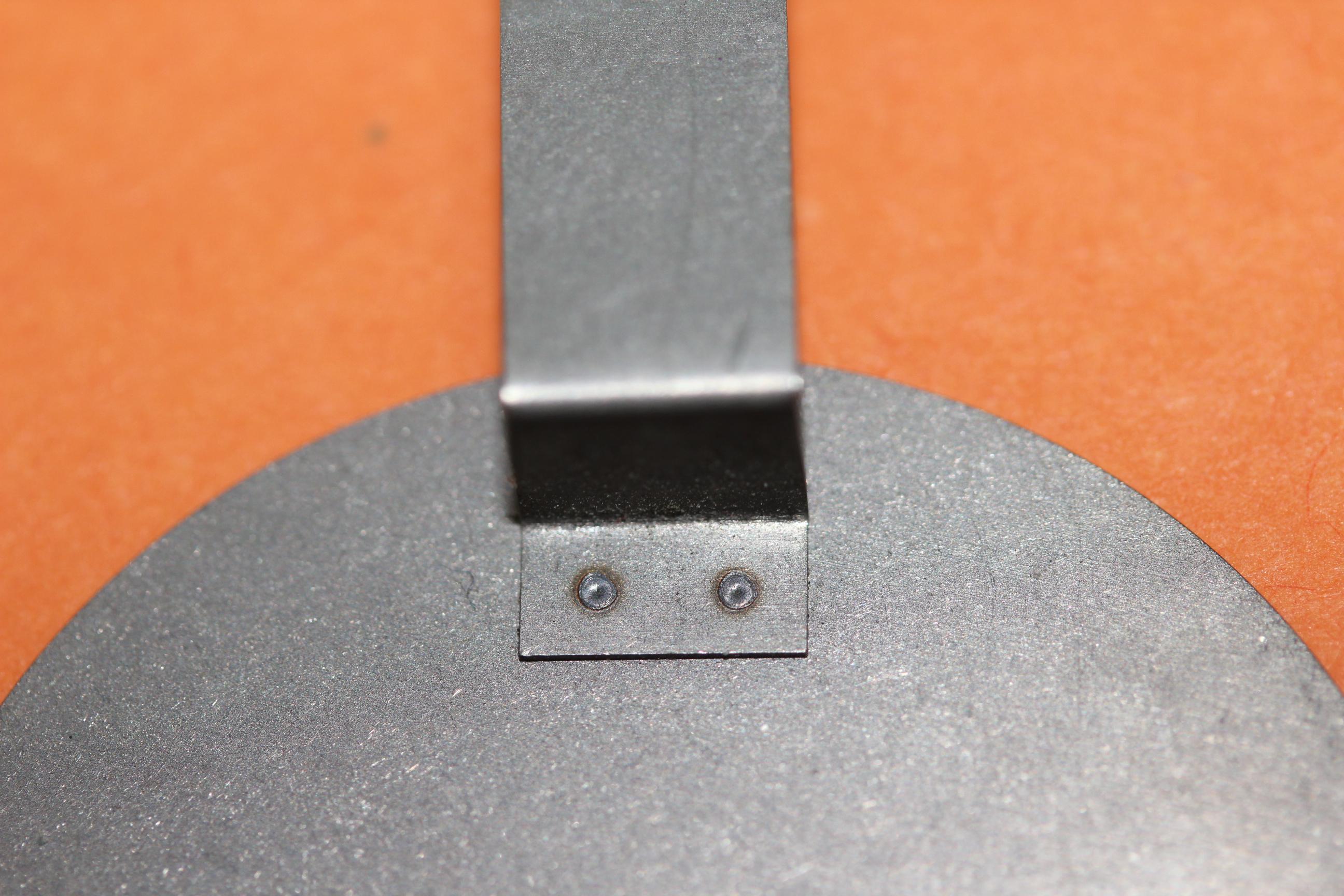 Laser Cutting and Laser Spot Welding