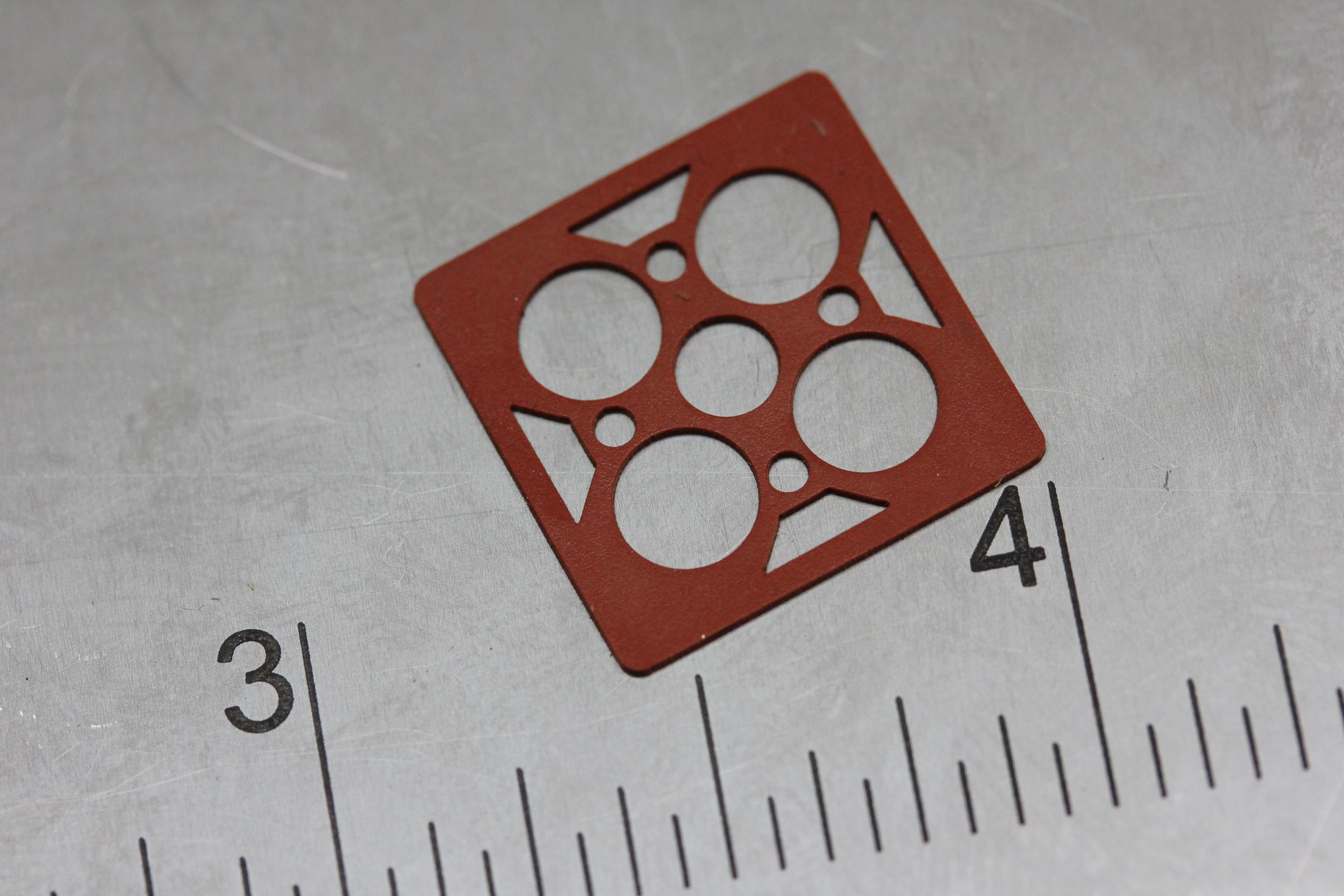Industrial Grade Silicone Gasket