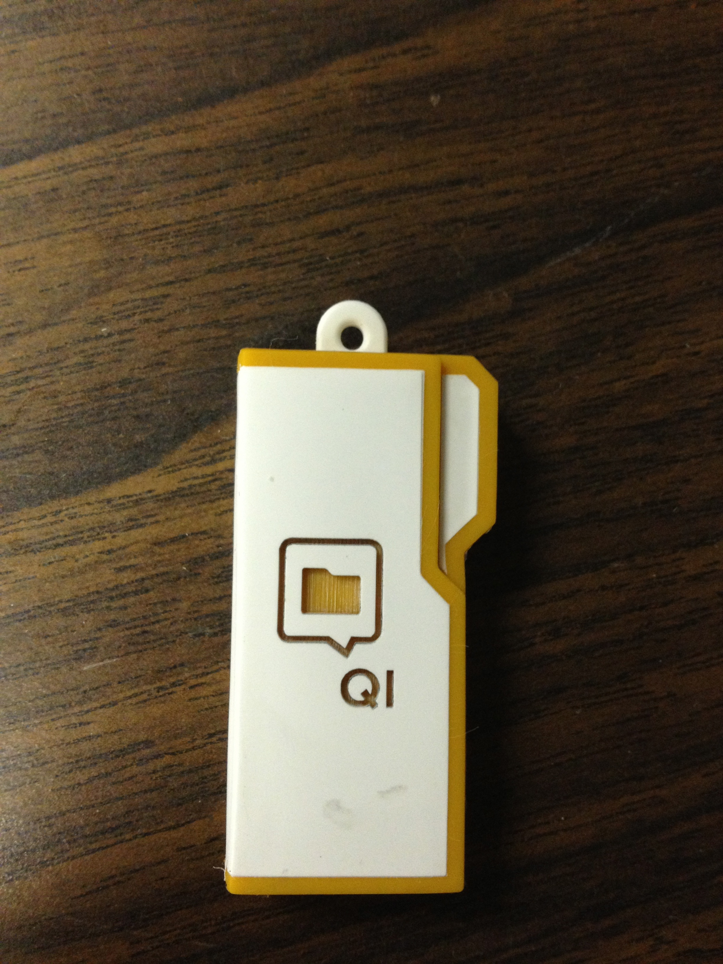 Custom Silicone Sleeve for USB Drive/Key