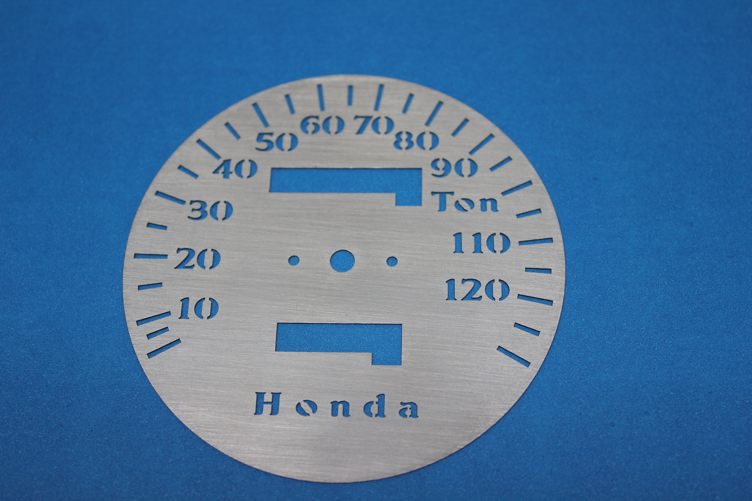 Laser Cut Custom gauge
