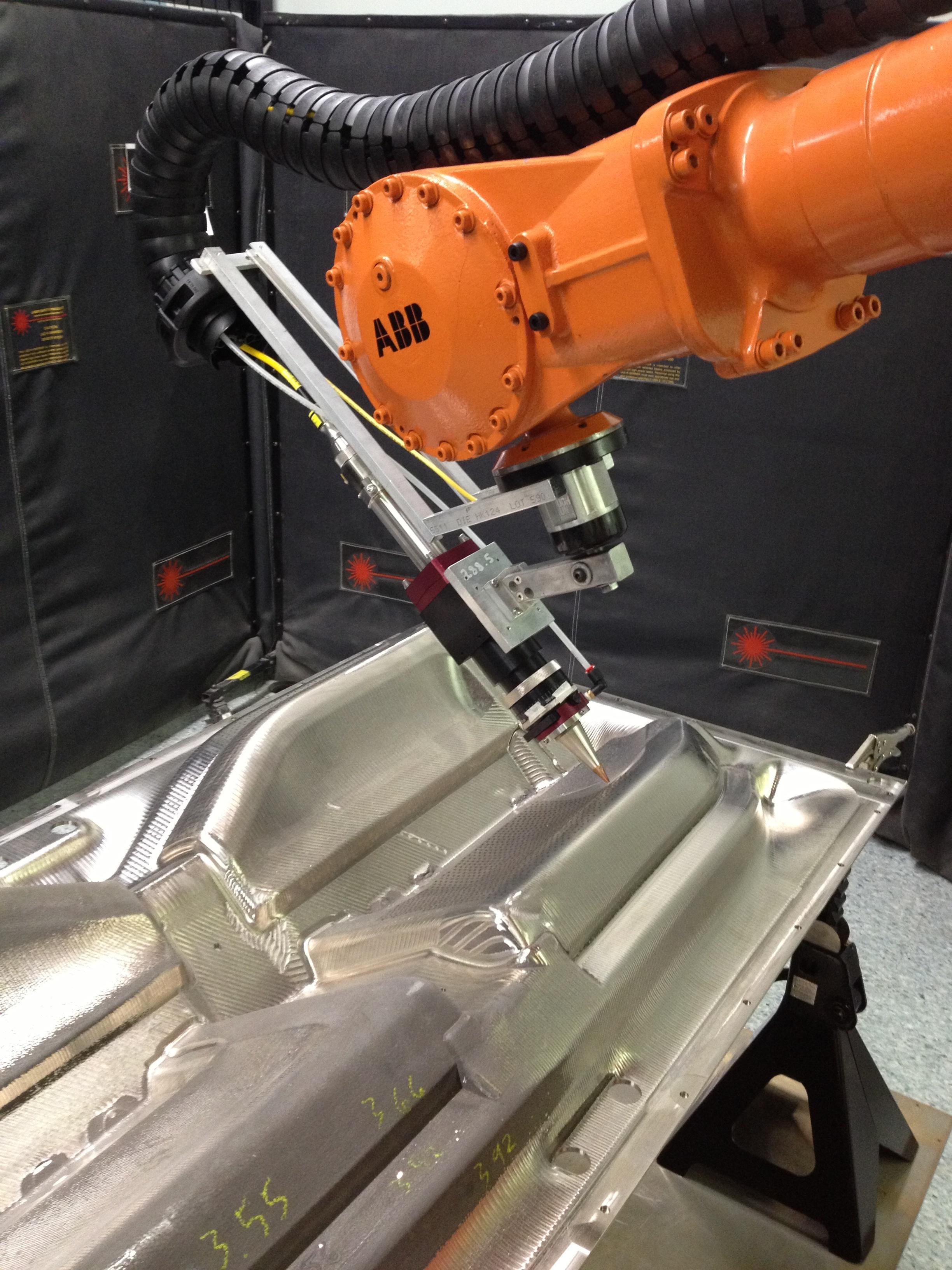 Laser Trepanning Drilling Of Tantalum Kj Laser